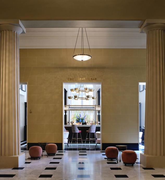 Es un proyecto del estudio de arquitectura Haworth Tompkins