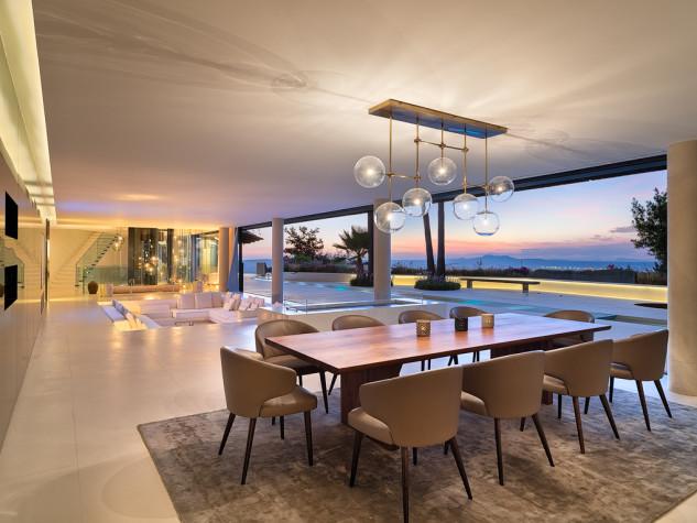La casa está valorada en 65 millones de euros
