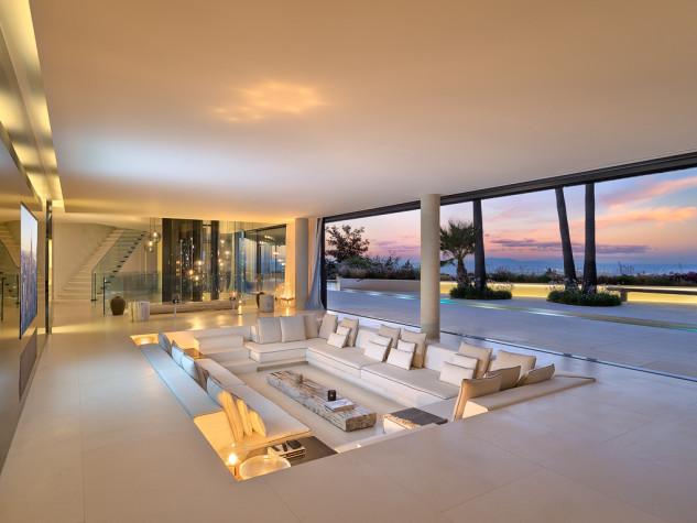 La casa tiene más de 2.000 m2 construidos