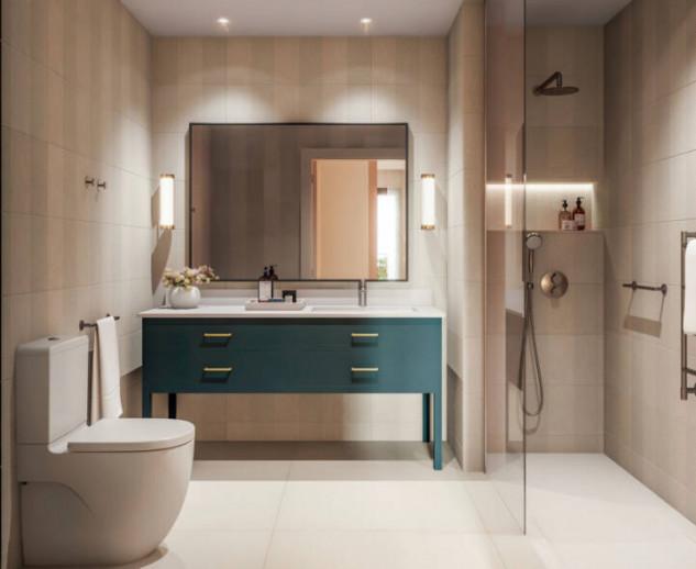Imagen del baño / Las Arcadias del Encinar