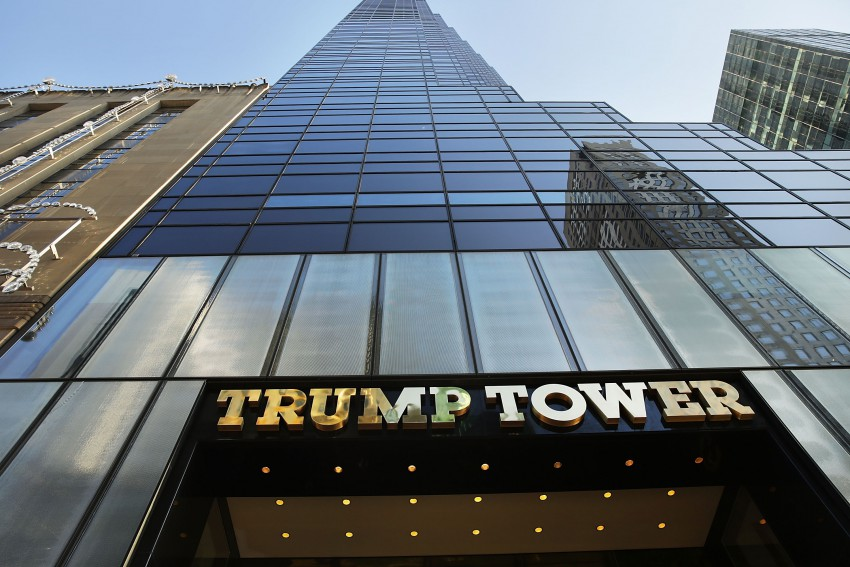Trump Tower en Manhatta