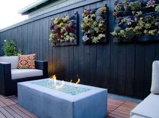 ideas de decoracin jardines verticales caseros fotos u