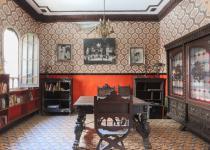 Imagen 2 - El palacio del tenor Giacomo Lauri-Volpi y la soprano María Ros, en venta por 1,4 millones