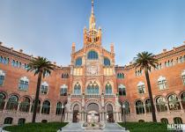 Imagen 0 - Domènech i Montaner: el modernismo catalán más allá de Gaudí en estas bonitas obras