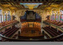 Imagen 1 - Domènech i Montaner: el modernismo catalán más allá de Gaudí en estas bonitas obras