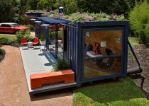 Imagen 0 - Puro reciclaje: 10 ejemplos de casas y oficinas construidas con contenedores marítimos