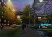 Imagen 2 - Pabellones solares y molinos flotantes: bienvenido a la asombrosa ciudad verde del futuro