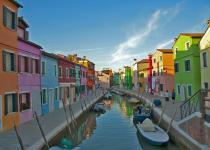 Imagen 0 - De Burano a Valparaíso: la vuelta al mundo por los lugares con las casas más coloridas