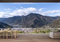 Un mirador a uno de los valles más bonitos de los Pirineos