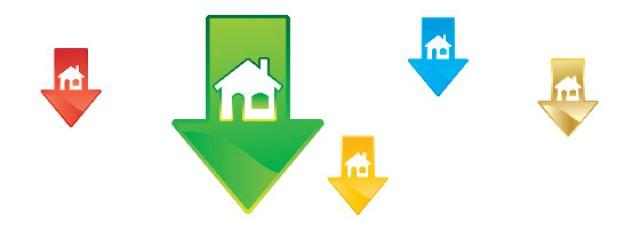 desplome del precio de la vivienda en el primer semestre
