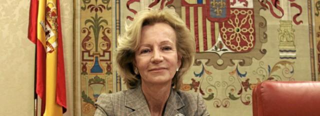 elena salgado, vicepresidenta segunda del gobierno