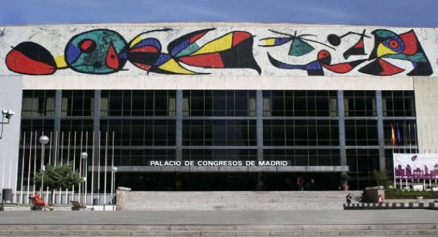 el palacio de congresos de madrid acoge la feria