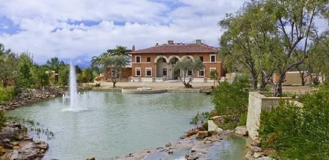 la casa más cara de 'orange county' será subastada