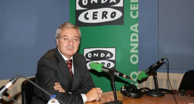 blanco durante la entrevista en onda cero (foto:ondacero.es)
