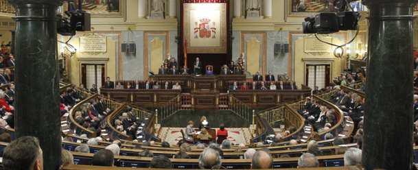 la dación en pago del gobierno se debate en el congreso