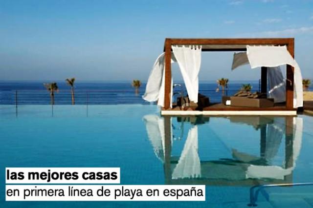 565afd3053087 Casas en alquiler en primera línea de playa de España