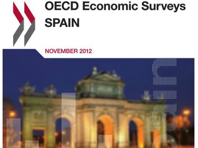 la ocde ha elaborado un informe sobre la economía española