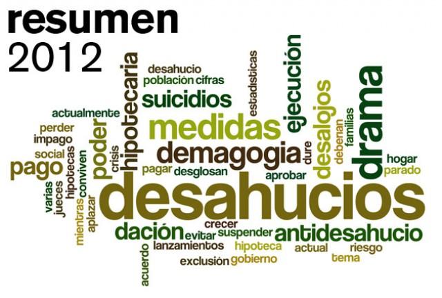 resumen de noticias de 2012