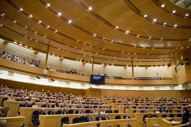 interior del senado