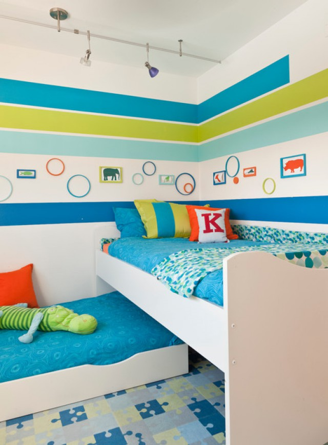 Ideas para decorar habitaciones juveniles (fotos ...