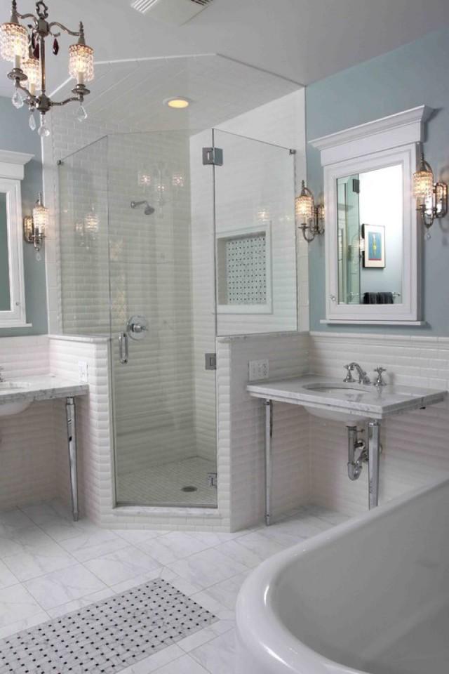 Ideas para decorar baños con estilo vintage (fotos) — idealista/news