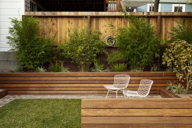 te presentamos una serie de fotos con ideas para decorar diferentes jardines pequeos con distintos estilos