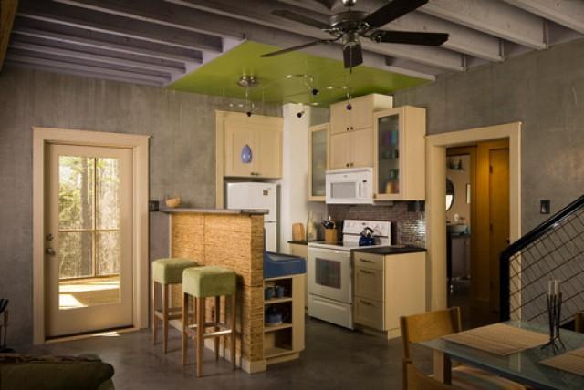 Ideas de decoración para cocinas pequeñas (fotos) — idealista news 0cffd4b0858e