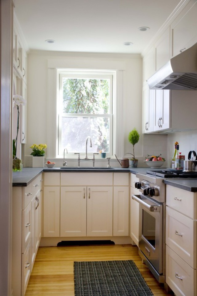 te presentamos una coleccin de fotos de cocinas pequeas con ideas para sacarle a este espacio el mayor provecho posible