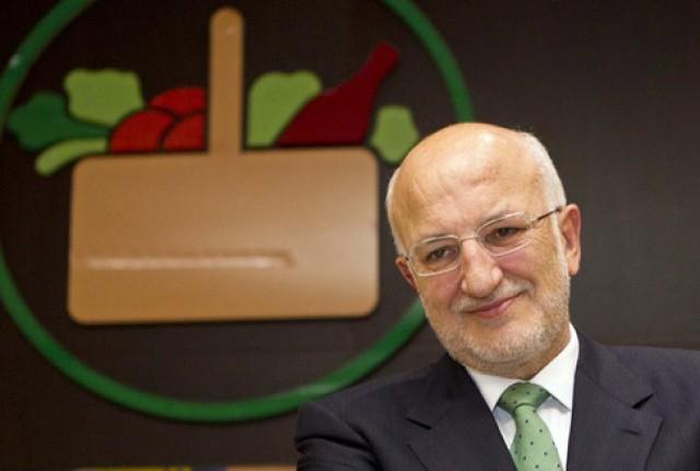 juan roig, presidente de mercadona y segunda fortuna española