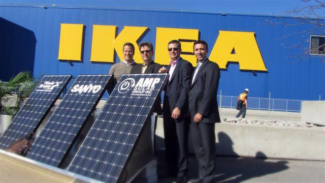 ikea venderá placas solares en sus tiendas de reino unido