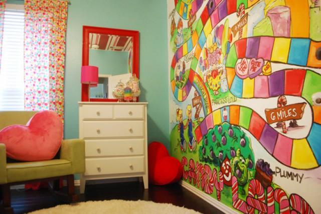 Decoración De Habitaciones Infantiles Ideas Para Pintar Las