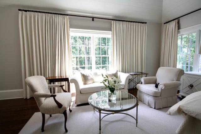 mejores cortinas para sala de estar Ideas De Decoracin Cmo Elegir Las Cortinas Para La Casa
