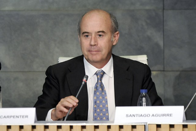 santiago aguirre presidente de aguirre newman
