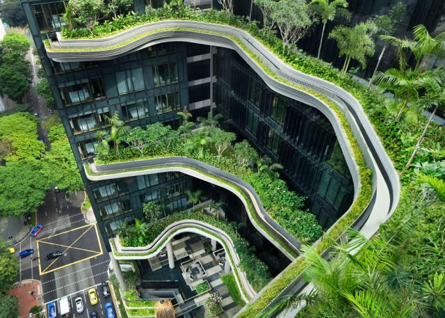 hotel con encanto en singapur