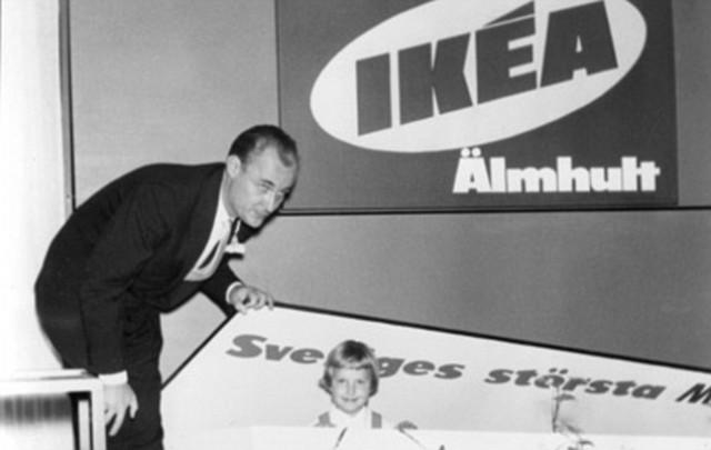 Así era el 'señor Ikea', el hombre que convirtió su