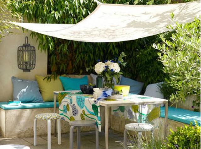 Charming Te Presentamos Una Colección De Fotos Con Ideas Para Decorar La Terraza O  Patio De Tu Casa Y Convertirla En Un Oasis Urbano: