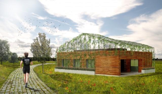 el uboomu sostenible casas ecolgicas de madera desde euros u