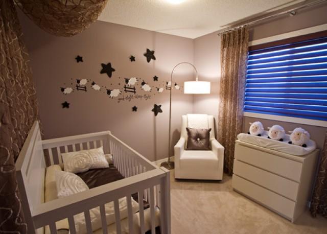 Ideas de decoración: consejos para decorar la habitación de un bebé ...