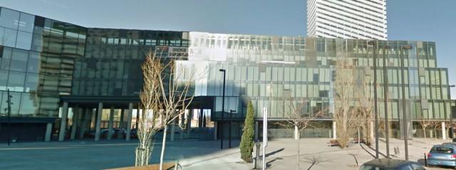 la nueva sede de Gallina Blanca (Fuente: GoogleStreetview)