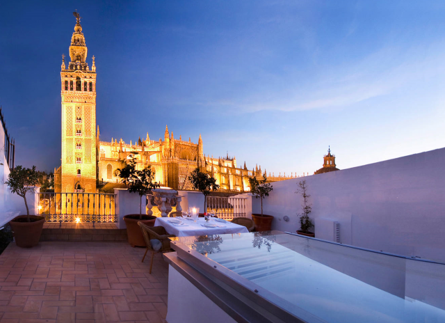 Loft en Sevilla con vistas a la Catedral