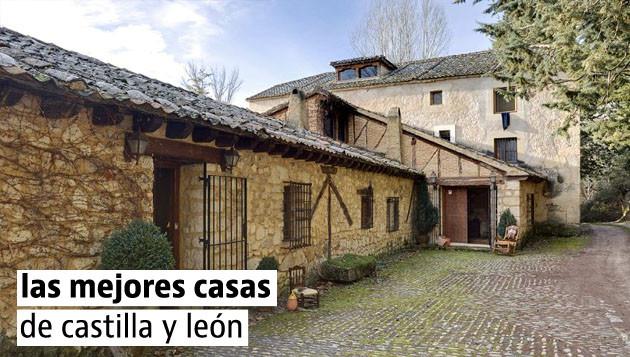 Las casas más caras de Castilla y León