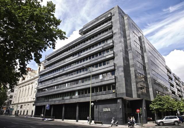Imagen de las oficinas que la socimi Axiare ha comprado en Madrid