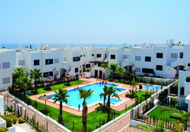Apartamentos en la playa