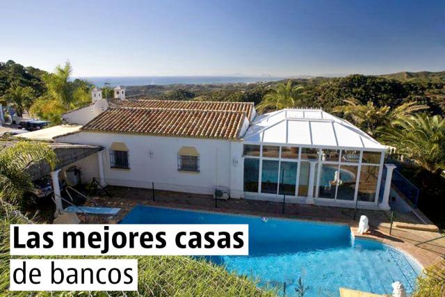 Las viviendas de banco más espectaculares de España