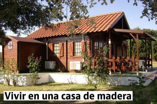 Casas De Madera Prefabricadas En Venta Idealista News