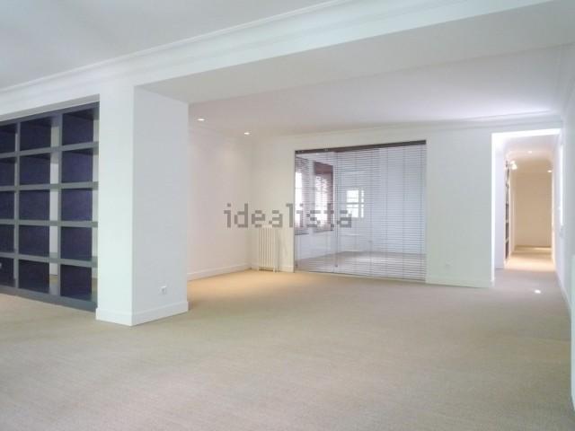 un piso en Madrid