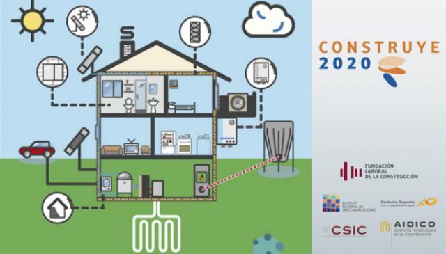 La app 'Construye 2020' para aprender a rehabilitar edificios