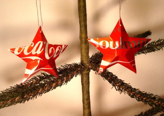Una idea de decoración para el Árbol de Navidad