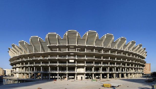 El Nou Mestalla de Valencia