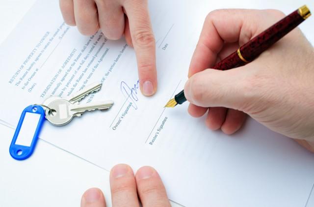 Cómo Hacer Un Contrato De Arrendamiento Completo